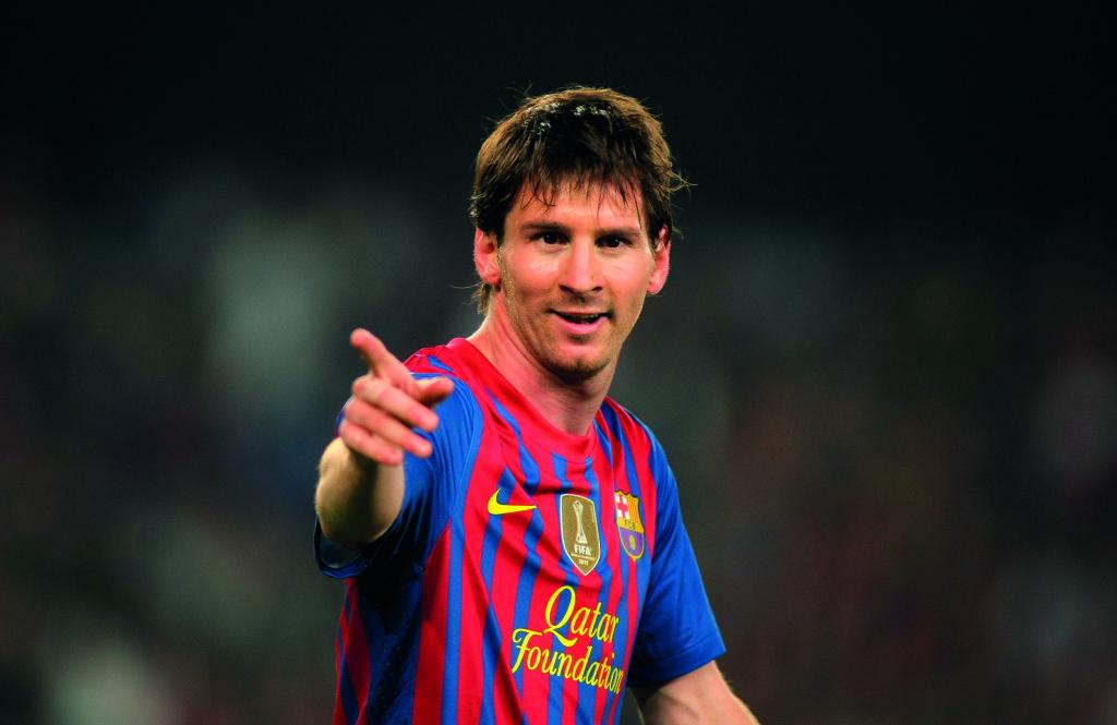 2015/2016 sezono futbolininko Messio marškinėliai buvo išparduoti.